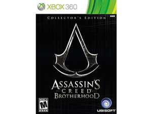 Assassin's Creed: Brotherhood Collector's Edition (Xbox 360)