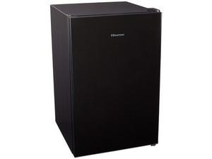 Frigobar Hisense RR42D6GBX, 4.4 ft, hasta 119 lt. Color Negro.