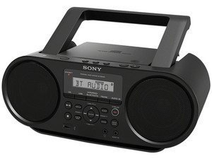 Grabadora Sony Modelo: ZS-RS60BT con CD y Bluetooth