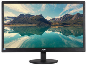 Monitor LED AOC E2270SWHN de 21.5