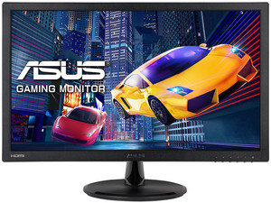 "Monitor LED ASUS VP228HE de 21.5\"", Resolución 1920 x 1080 (Full HD 1080p), 1ms."