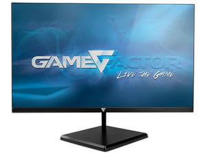 """Monitor GAME FACTOR MG700 de 27\"""", Resolución 2560 x 1440 (Full HD 1080p), 1 ms."""