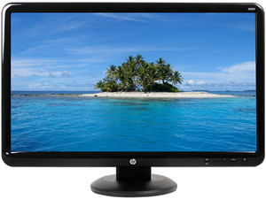 Monitor LCD HP Widescreen 20