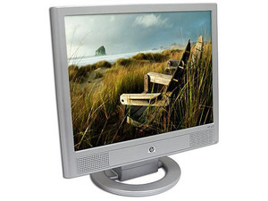 Monitor LCD HP VS15 de 15 Pulgadas con Bocinas Integradas