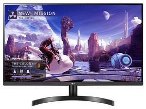 """Monitor LED LG 32QN600-B de 31.5\"""", Resolución 2560 x 1440"""