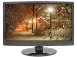 """Monitor LED Saxxon AN2200D1 para CCTV de 22\"""", Resolución 1920 x 1080 (Full HD 1080p), 5 ms."""