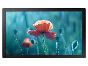 """Monitor Touch Samsung QB13R de 13\"""", Resolución 1920 x 1080 (Full HD 1080p), 8 ms."""