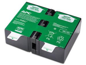 Bateria de Remplazo APC #123 para Back-UPS.