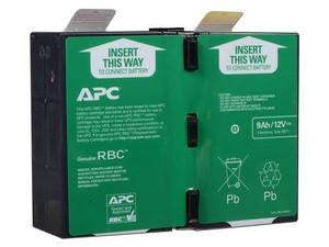 Bateria de Remplazo APC #124 para Back-UPS