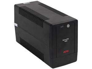 Back-UPS APC BX1000L-LM de 1000VA (600 Watts) con 6 contactos.