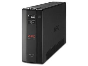 UPS APC BX1500M-LM60 de 900Watts / 1.5 kVA con 10 contactos.