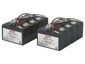 Cartucho de Batería de Reemplazo APC RBC12 #12