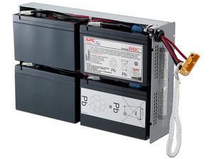 Batería de Reemplazo para UPS APC #24, Ácido de Plomo.