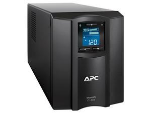 No-Break APC SMC1000, 1000 VA/600 Watts, 6 contactos.