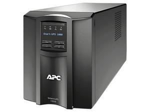 No-Break APC Smart-UPS SMT1000I de 1000VA con 8 contactos