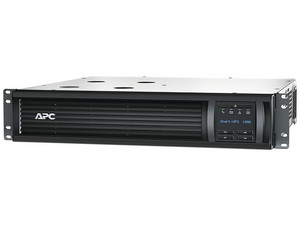 Batería de Respaldo APC SMT1000RM2UC de 1000VA/700W con 6 contactos NEMA 5-15R, 120V.