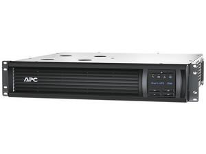 Batería de Respaldo APC SMT1500RM2UC de 1440VA/1000W con 6 contactos NEMA 5-15R, 120V.