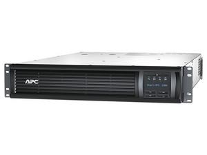 Smart-UPS APC de 2200VA para Rack 2U, 8 Contactos, Pantalla LCD.