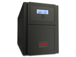 Batería de Respaldo, UPS APC Easy SMV2000CA de 2000VA, (1400 W), con 6 contactos NEMA 5-20R, USB.