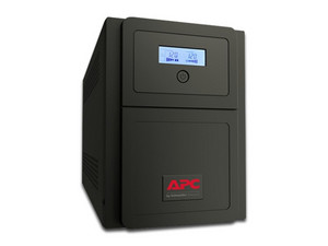 Batería de Respaldo UPS APC SMV3000CA de 3000VA, con 6 contactos NEMA 5-20R, USB.