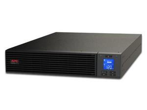 UPS en línea APC SAI Easy SVR RM de 3000VA/2400W de 7 contactos de salida (1xNEMA L5-30R, 6xNEMA 5-20R), 120V.