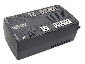 UPS Serie AVR de 650VA/325Watts interactivo ultracompacto con Puerto USB y alarma silenciada.