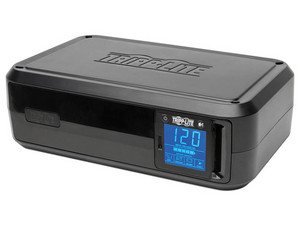 UPS TRIPP-LITE SMART1000LCD, 1000VA (500WATTS) con 8 Conexiones NEMA 5-15P, USB.