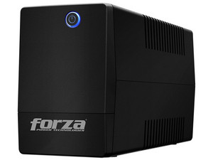 No-Break Forza NT1011 de 1000VA/500Watts con 6 contactos