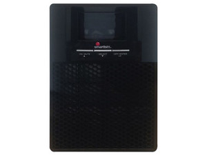 NO-BREAK con regulador Smatrbitt, Panel LCD de Datos, 800W (1000 VA) con 3 contactos AC, USB.