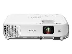 Proyector Epson Home Cinema 760HD, resolución 1280 x 800, Contraste 15,000:1 y 3,300 ANSI-Lumens. Incluye Maletín de Regalo.