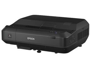 Proyector Epson Home Cinema LS100, resolución de 1920 x 1080, Contraste 2,500,000:1 y 4,000 ANSI-Lumens.