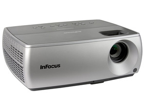Proyector InFocus Work Big IN2102 de 2500 Lúmenes
