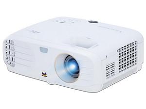 Proyector ViewSonic PX747-4K (3840 x 2160), Contraste 12,000:1 y 3,500 ANSI-Lumens.