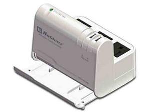 Supresor de picos Koblenz DPS-1100 USB de 1100 Joules con 3 contactos NEMA 5-15R y 2 puertos USB de 2.1A.