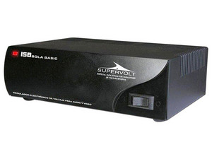Regulador ISB 600VA/600W con 4 contactos.