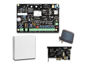 Paquete Bosch I_B3512DP incluye panel de alarma B3512, Caja B11, Tarjeta B430, Transformador CX4010.