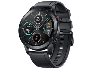 Smartwatch Honor Magic Watch 2 compatible con Android, Bluetooth 5.1. Color Negro.