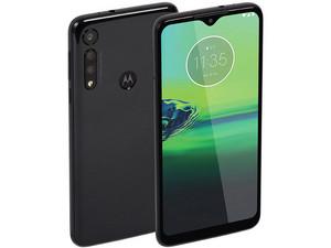 Smartphone Motorola Moto G8 Play: Procesador Octa Core (hasta 2.0GHz), Memoria RAM de 2GB, Almacenamiento de 32GB, Pantalla LED Multi Touch de 6.2 HD+, Bluetooth 4.2, Wi-Fi, 4G, Dual SIM, Android 9.0, Color Negro.
