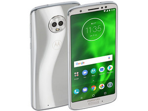 "Smartphone Motorola Moto G6: Procesador Snapdragon 450 Octa Core (1.8 GHz), Memoria RAM de 3GB, Almacenamiento de 32GB (expandible con microSD), Pantalla 5.7\""(2160 X 1080) Full HD+, Bluetooth 4.0, Wi-Fi, 4G, Dual SIM, Android 8.1 Oreo."