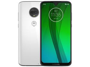 """Smartphone Motorola Moto G7: Procesador Snapdragon 632 Octa Core (1.8 GHz), Memoria RAM de 4GB, Almacenamiento de 64GB, (expandible con micro SD), Pantalla de 6.2\"""" FHD+, Bluetooth 4.2, WiFi, 4G, Android 9.0"""