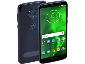 "Smartphone Motorola Moto G6: Procesador Snapdragon 450 Octa Core (1.48 GHz), Memoria RAM de 3GB, Almacenamiento de 32GB (expandible con microSD), Pantalla 5.8\""(2160 X 1080) Full HD+, Bluetooth 4.0, Wi-Fi, 4G, Nano SIM, Android 8.1 Oreo."