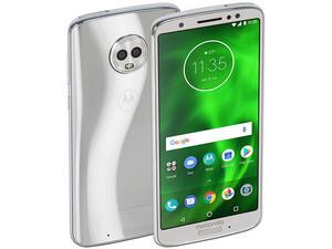 "Smartphone Motorola Moto G6: Procesador Snapdragon 450 Octa Core (1.8 GHz), Memoria RAM de 3GB, Almacenamiento de 32GB (expandible con microSD), Pantalla 5.7\""(2160 X 1080) Full HD+, Bluetooth 4.0, Wi-Fi, 4G, Nano SIM, Android 8.1 Oreo."