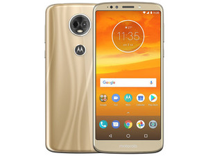 "Smartphone Motorola Moto E5 Plus: Procesador Snapdragon 450 Octa Core (1.4 GHz), Memoria RAM de 2GB, Almacenamiento de 16GB (expandible con microSD), Pantalla 6\""(1440 x 720), Bluetooth, Wi-Fi, 4G, Nano SIM, Android 8.1 Oreo."