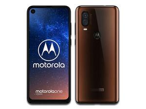 "Smartphone Motorola Moto One Vision: Procesador Exynos 9609 octa-core (2.2 GHz), Memoria RAM de 4GB, Almacenamiento de 128GB (expandible con micro SD), Pantalla de 6.3\"" FHD, Bluetooth, WiFi, Android 9 Pie."