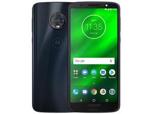 "Smartphone Motorola Moto G6 Plus: Procesador Snapdragon 630 Octa Core (2.2 GHz), Memoria RAM de 4GB, Almacenamiento de 64GB (expandible con microSD), Pantalla 5.9\"" (2160 X 1080) Full HD+, Bluetooth 5.0, Wi-Fi, 4G, Nano SIM, Android 8.1 Oreo."