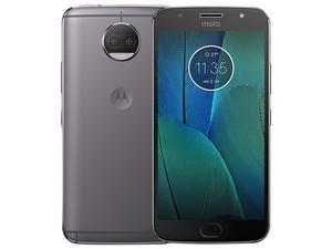 "Smartphone Motorola G5S Plus: Procesador Octa core (2.0GHz), Memoria RAM de 4GB, Almacenamiento de 64GB, Pantalla LED de 5.5\"" FHD, Bluetooth, Wi-Fi, 4G, Cámara Principal de 12MP, Android 7.1. Color Gris."