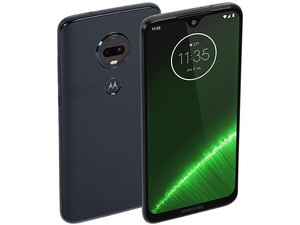 "Smartphone Motorola Moto G7 Plus: Procesador Snapdragon 636 Octa Core (1.8 GHz), Memoria RAM de 4GB, Almacenamiento de 64GB (expandible con microSD), Pantalla 6.24\"" (2270 x 1080) Full HD+, Bluetooth 5.0, Wi-Fi, 4G, Nano SIM, Android 9.0 pie."