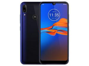"Smartphone Motorola Moto E6 Plus: Octa-Core Helio P22 (2.0 GHz) Memoria RAM de 4GB, Almacenamiento de 64GB, Pantalla LED Multi Touch de 6.1\"" HD+, Bluetooth 4.2, Wi-Fi, Dual SIM, Android 9 Pie. Color Azul."