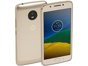 "Smartphone Motorola Moto G5 Procesador Snapdragon 430 Octa core (1.4 GHz), Memoria RAM de 2GB, Almacenamiento de 32GB, Pantalla LED Multi Touch de 5.0\"" FHD, Bluetooth 4.2, Wi-Fi, 4G LTE, Android 7.0 Nougat."