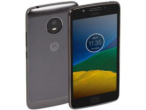 "Smartphone Motorola Moto G5: Procesador Snapdragon 430 Octa core (1.4 GHz), Memoria RAM de 2GB, Almacenamiento de 32GB, Pantalla LED Multi touch de 5\"" FHD, Bluetooth 4.2, Wi-Fi, Android 7.0 Nougat."